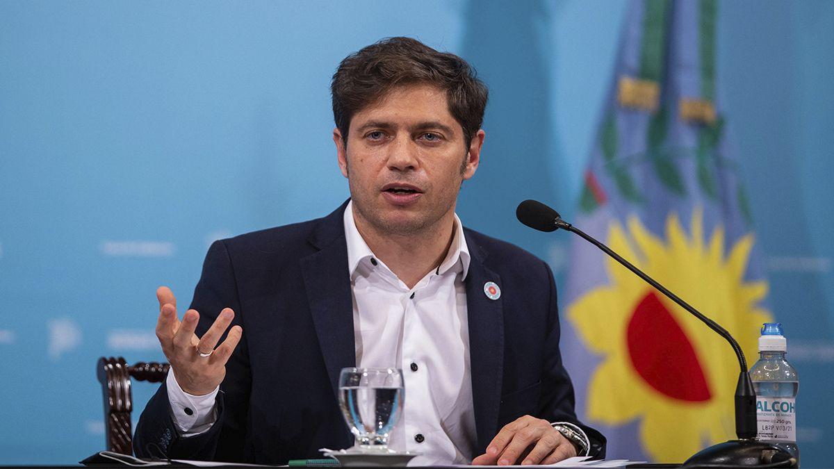 Axel Kicillof dejó abierta la posibilidad de nuevas apertura en la provincia de Buenos Aires.