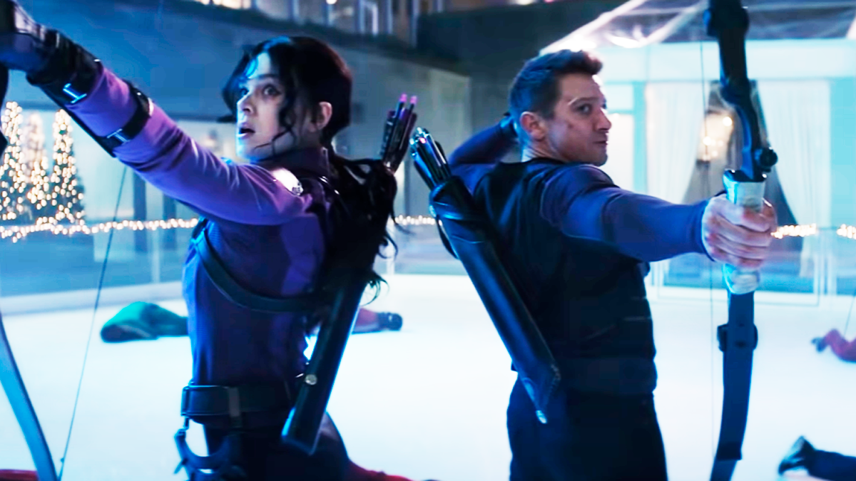 Hawkeye se estrenará de forma exclusiva en Disney+ el 24 de noviembre de 2021.