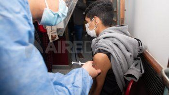 Pfizer: con 952 turnos, comienza la vacunación a menores en Santa Fe