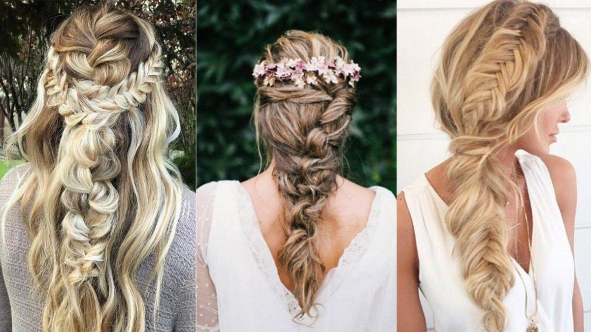 Trenzas: el peinado perfecto para cualquier evento