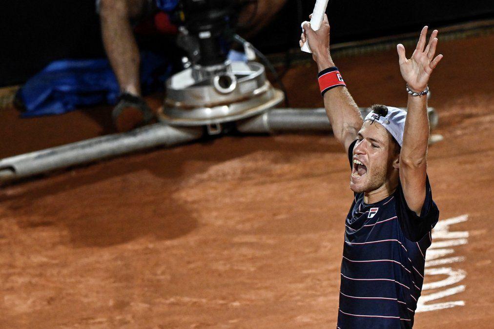 El Peque intentará cortar su racha adversa ante Djokovic en la final del Masters 100 de Roma.