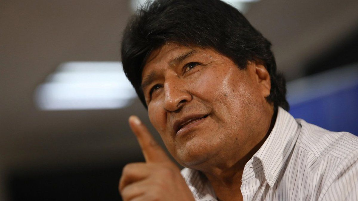 El expresidente de Bolivia