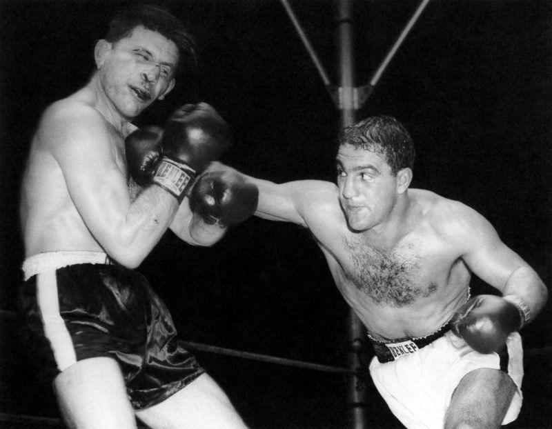 Hace 50 años moría Rocky Marciano, una leyenda del boxeo mundial