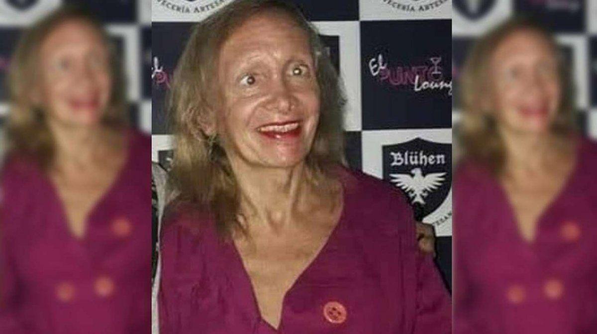 Zulma Lobato tiene 63 años.