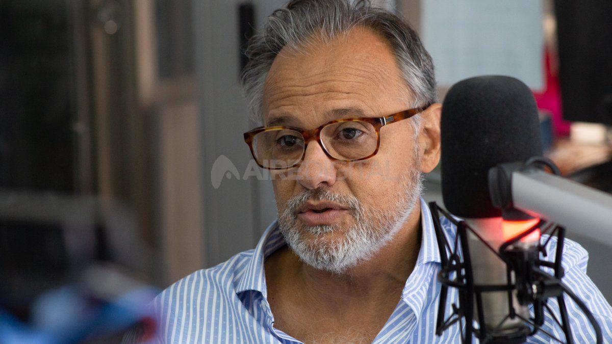 Al bioquímico Alfredo Sadonio lo detuvieron a partir de más de 500 llamadas y mensajes incriminantes que finalmente nunca aparecieron.