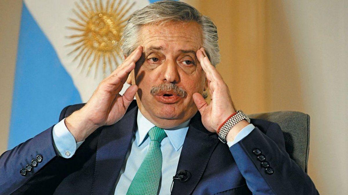 El insólito fallido de Alberto Fernández al anunciar que siguen las restricciones: Vayan y contágiense