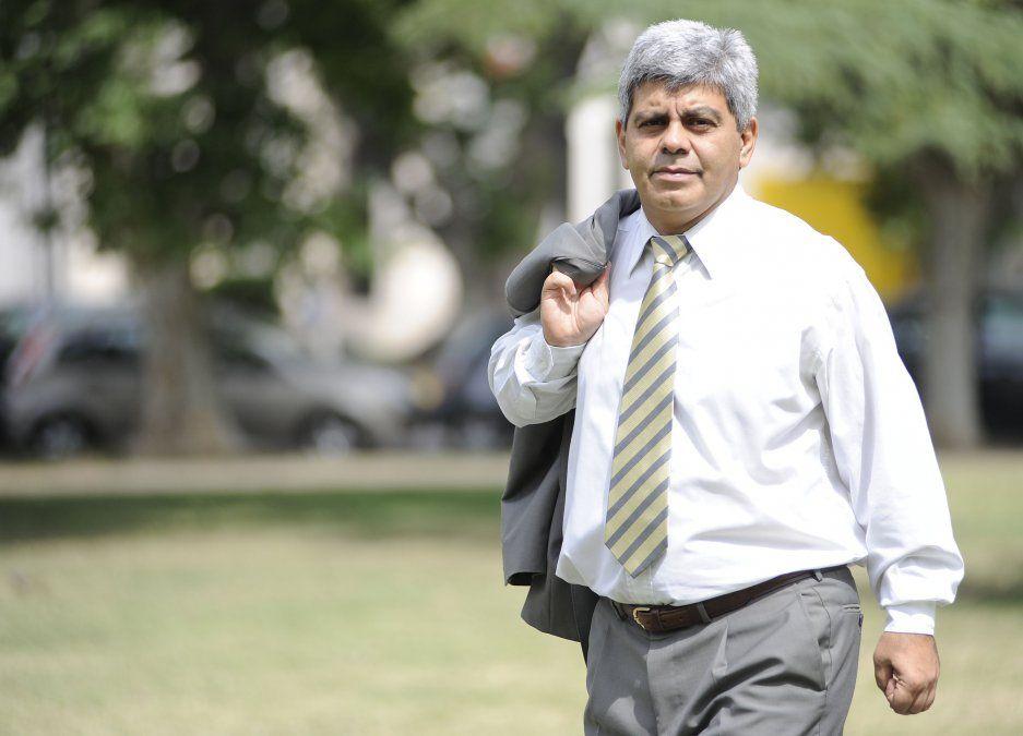 En siete oportunidades, el jefe de los fiscales de la provincia, Jorge Baclini, se negó a contestar por qué la fiscal Cristina Ferraro había sido apartada del caso Oldani.