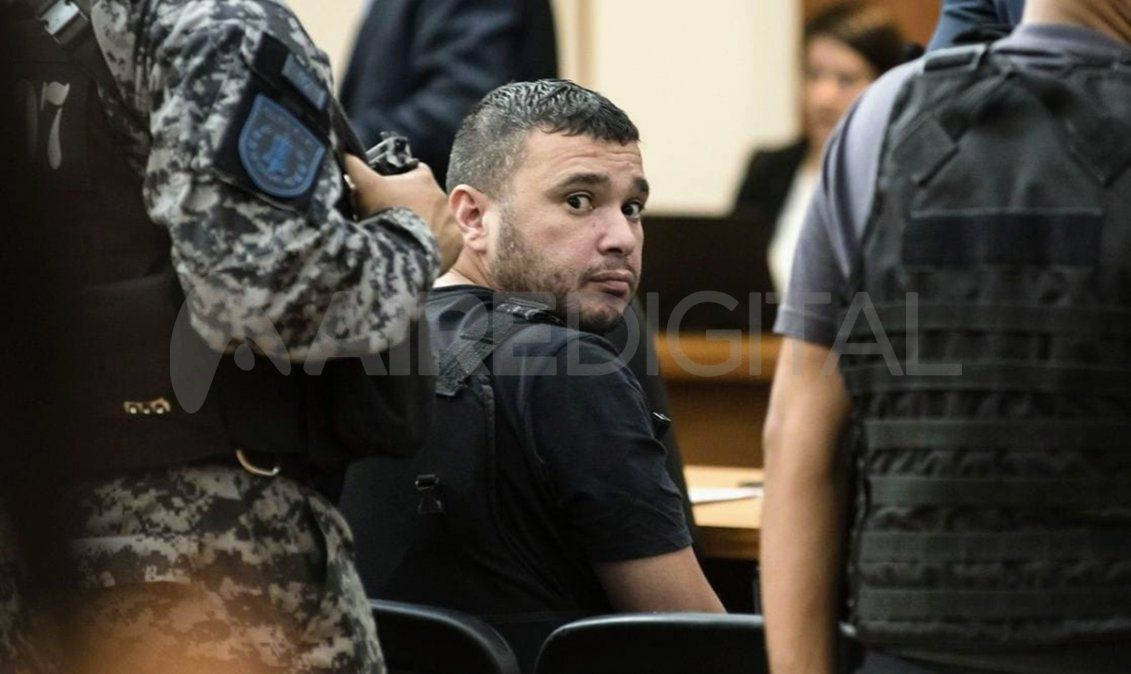 Esteban Alvarado fue acusado de homicidio y jefe de una asociación ilícita
