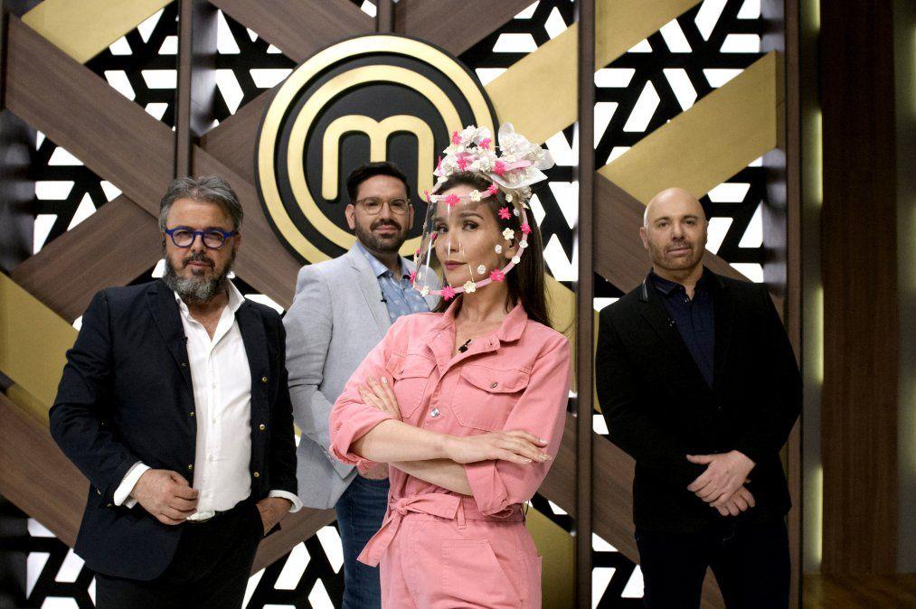 La decisión de Natalia Oreiro que sorprendió a MasterChef Celebrity