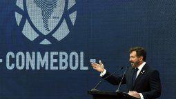 Alejandro Domínguez, presidente de Conmebol, anunció que recibirá una donación de 50.000 vacunas de Sinovac para inmunizar a los planteles contra el coronavirus.