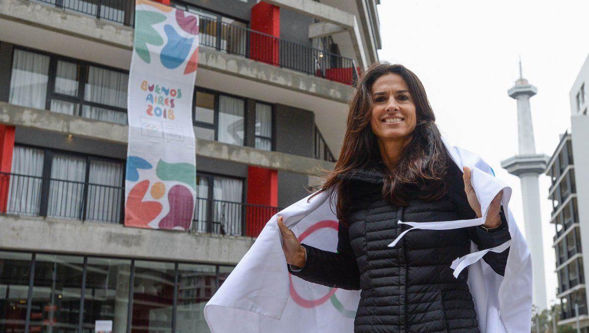 Gabriela Sabatini 2021