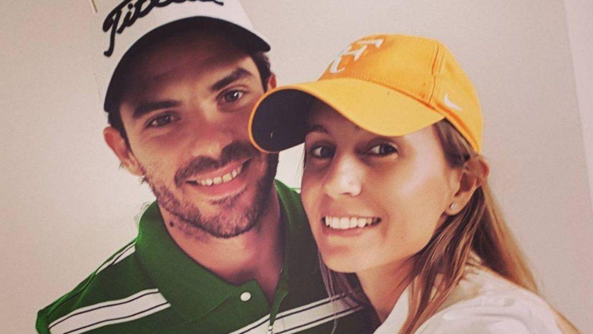 Escandaloso divorcio: Gisela Dulko encontró a Fernando Gago con su mejor amiga.