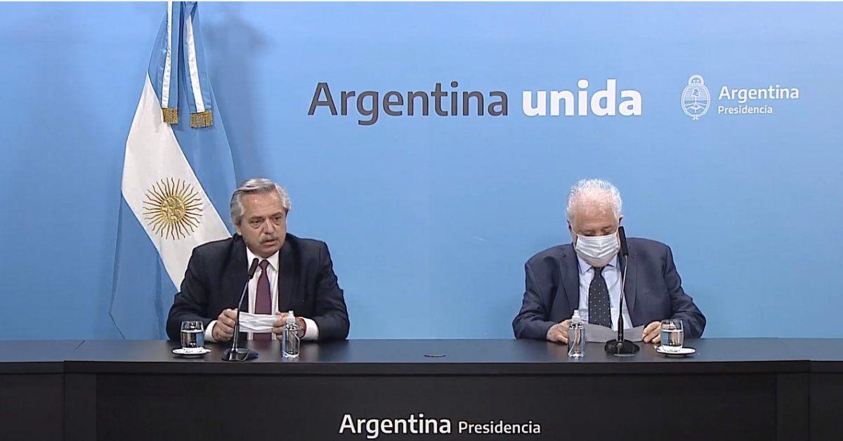 Otros tiempos. El exministro Ginés González García sabe que lo echaron para despegar al presidente del vacunatorio vip.