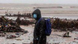 Es el huracán más potente que ha tocado tierra nicaragüense, dijo en rueda de prensa Marcio Baca, director de meteorología del Instituto Nicaragüense de Estudios Territoriales (Ineter).