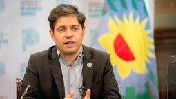 En la provincia de Buenos Aires nuestro objetivo es volver a convertir los derechos humanos en una verdadera política de Estado, aseguró Kicillof .