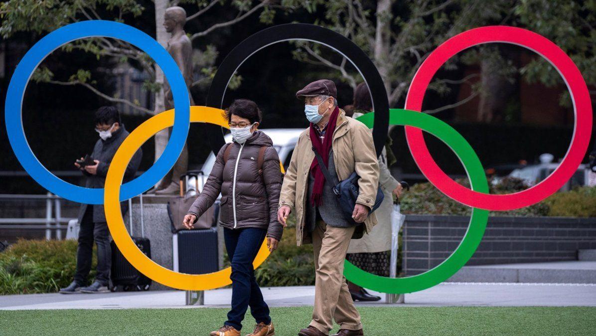 Los Juegos Olímpicos se llevarán a cabo el próximo año debido a la pandemia del coronavirus.