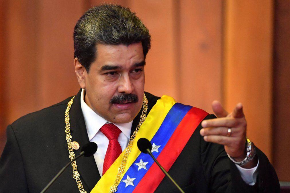 Nicolás Maduro quiere volver a las relaciones diplomáticas con Estados Unidos.
