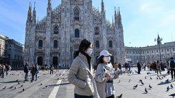 Lombardía concentra casi la mitad de las víctimas fatales que ha tenido Italiad esde el inicio de la pandemia y una buena parte de los casos activos actuales.
