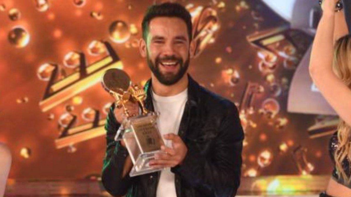 Cachete Sierra fue el gran ganador del Cantando 2020.