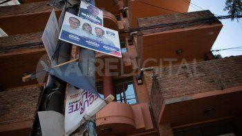 Terminaron las Paso: quién debe retirar los carteles de campaña