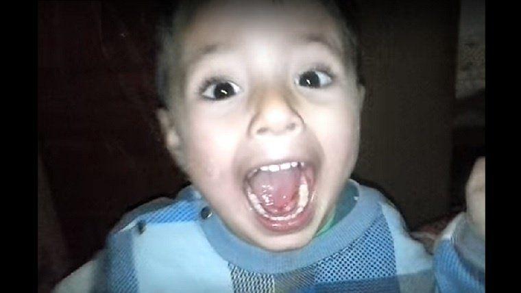 Maxi Sosa, el niño cuyo paradero es un misterio desde hace más de cinco años.