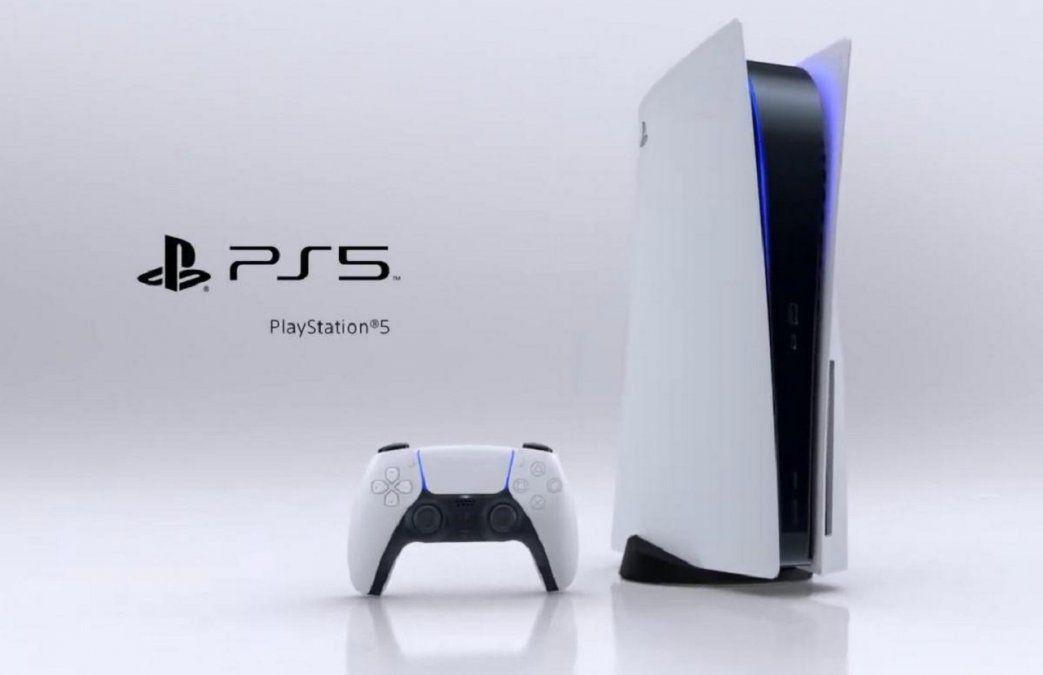 Sony actualiza el software para la PlayStation 5.