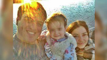 La mujer que perdió a su esposo y a sus suegros en 48 horas: El covid destruyó una familia
