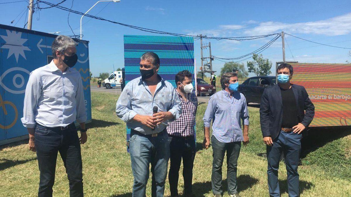 Arrancó el operativo Santa Fe Verano en diferentes puntos de la provincia.