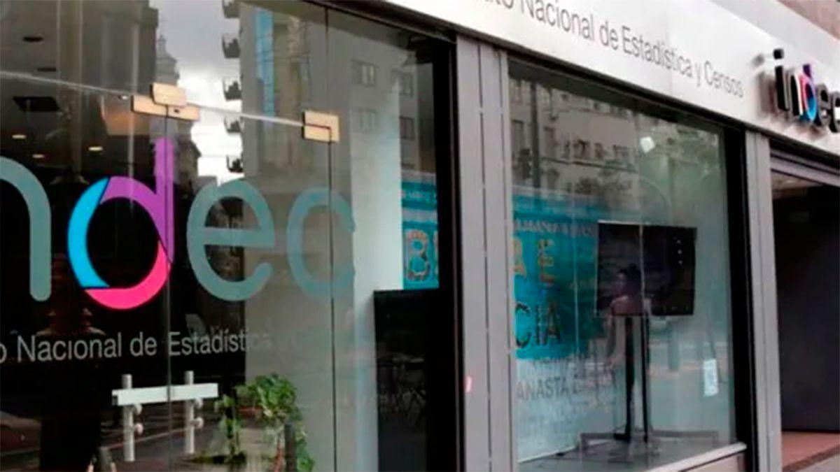 El INDEC informará la variación de la actividad económica de noviembre