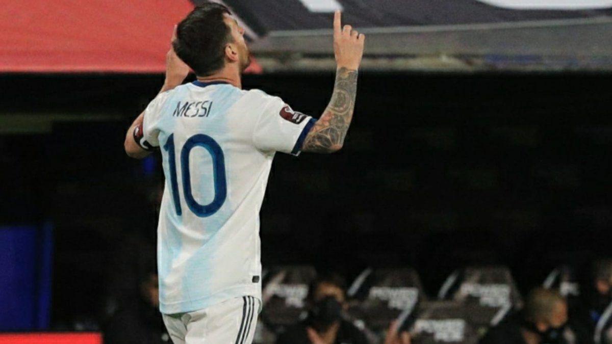 La Selección Argentina ascendió un puesto en el ránking FIFA