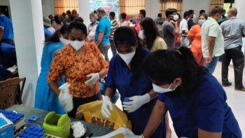 El 95% de las personas vacunadas con Sinopharm desarrollaron anticuerpos