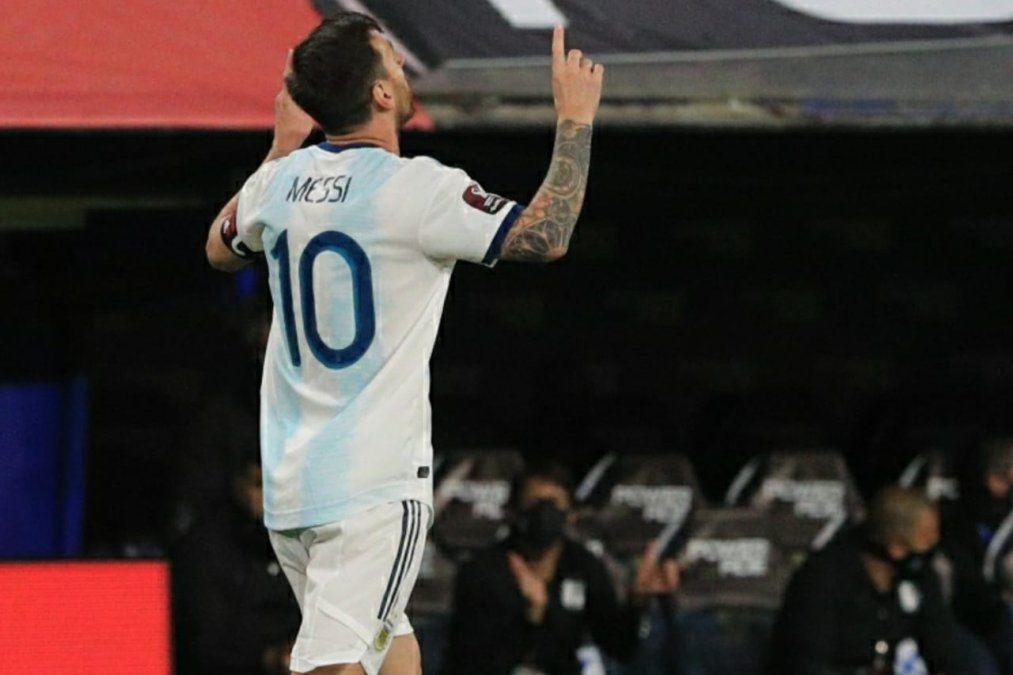 La Bombonera aún mantiene su invicto por partidos oficiales por eliminatorias cuando juega la selección argentina.