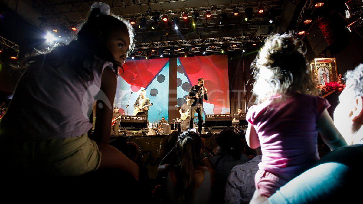 Este año el Festival se grabó y será televisado los días 14
