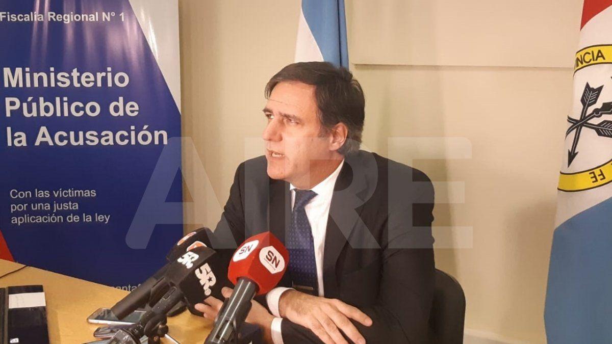Luego de recibir el informe de la fiscal Mariela Jiménez, Carlos Arietti apartó a la fiscal Ferraro del caso Oldani.