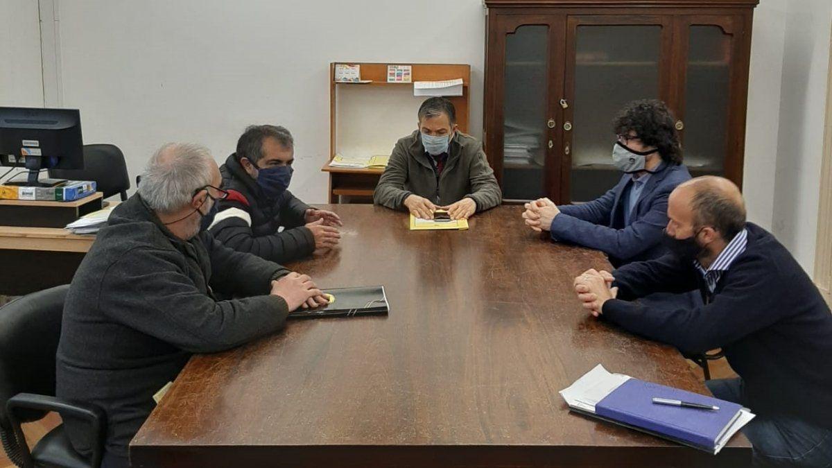 Se realizó la tercera audiencia de conciliación obligatoria entre el Municipio y Asoem.