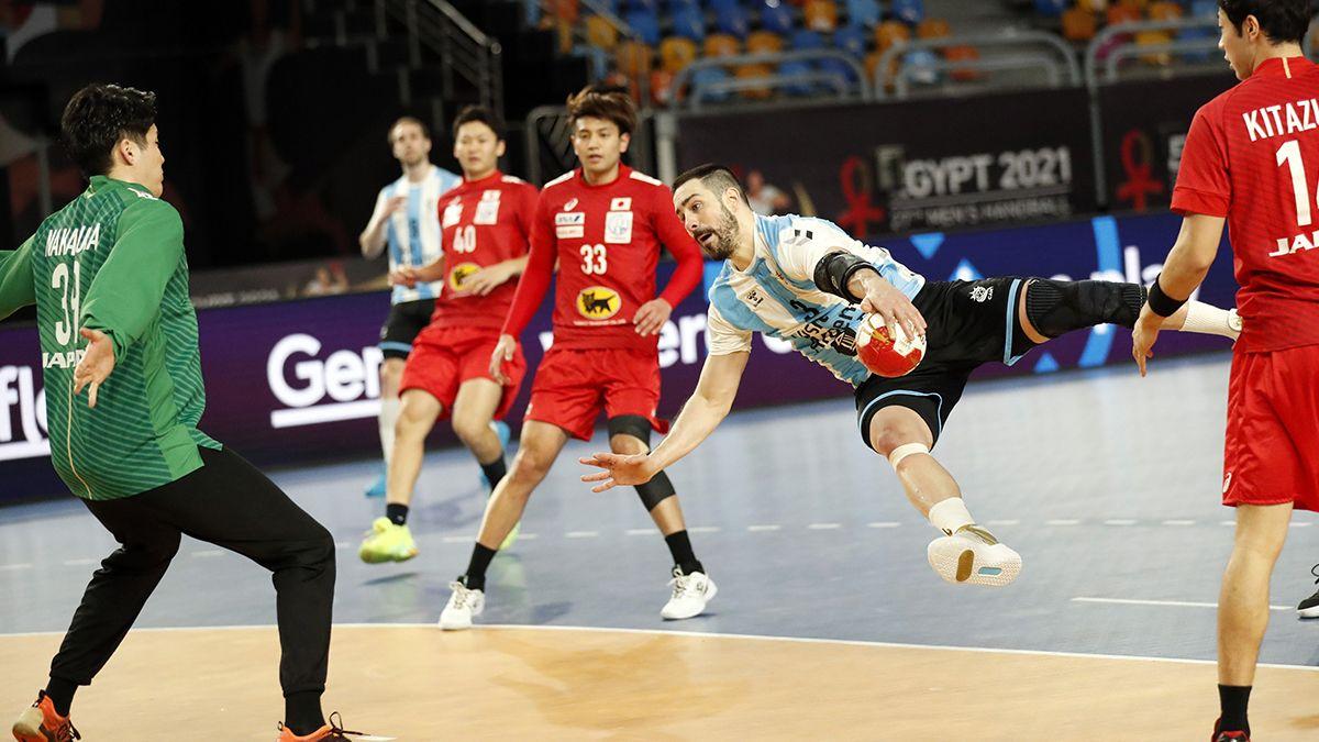 Juegos Olímpicos Tokio 2020: el seleccionado argentino de handball perdió ante Portugal previo al debut