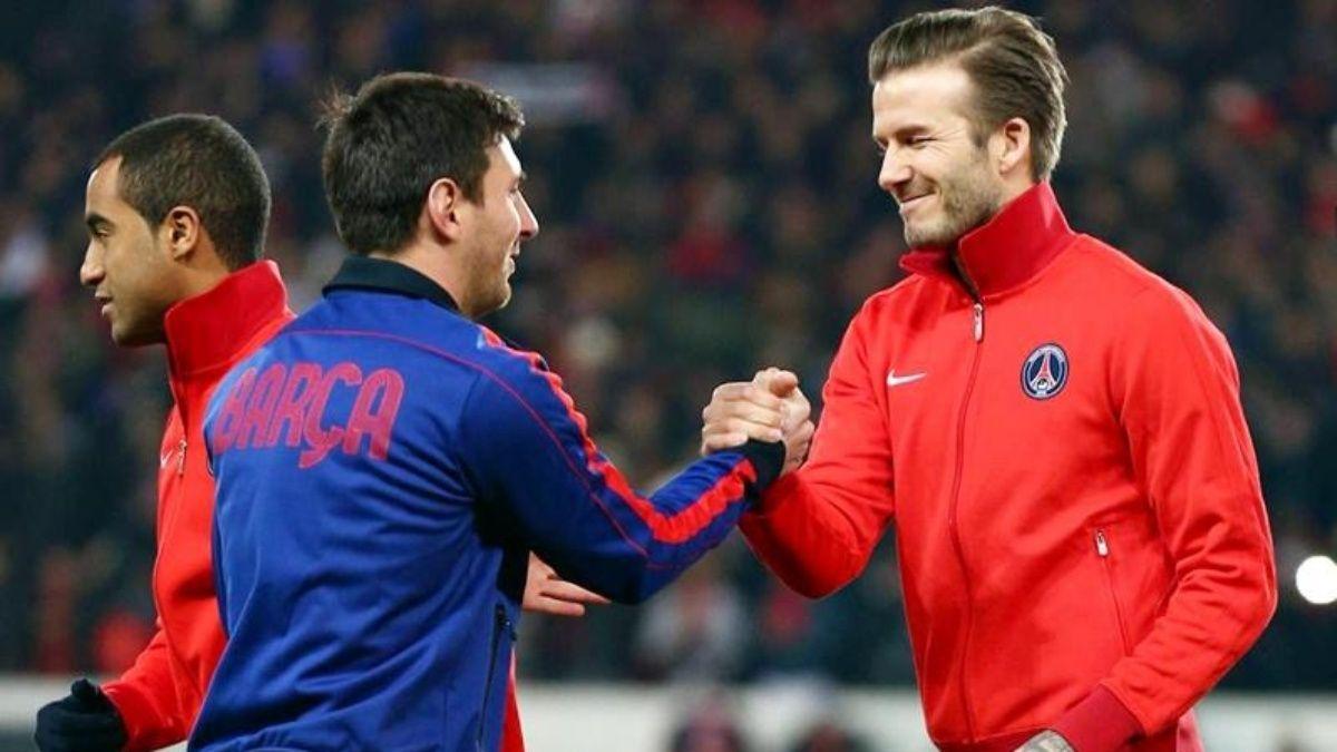 Lionel Messi habló con David Beckham sobre su futuro en Inter Miami en la MLS