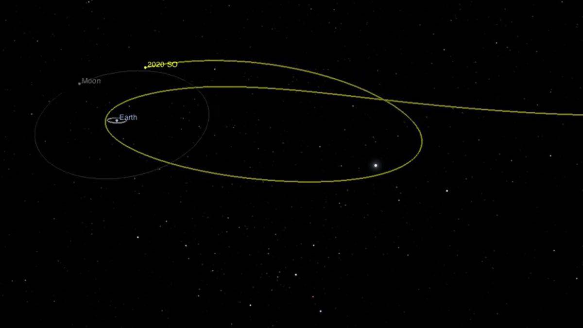 La Tierra podría haber capturado un cohete de la década de 1960.
