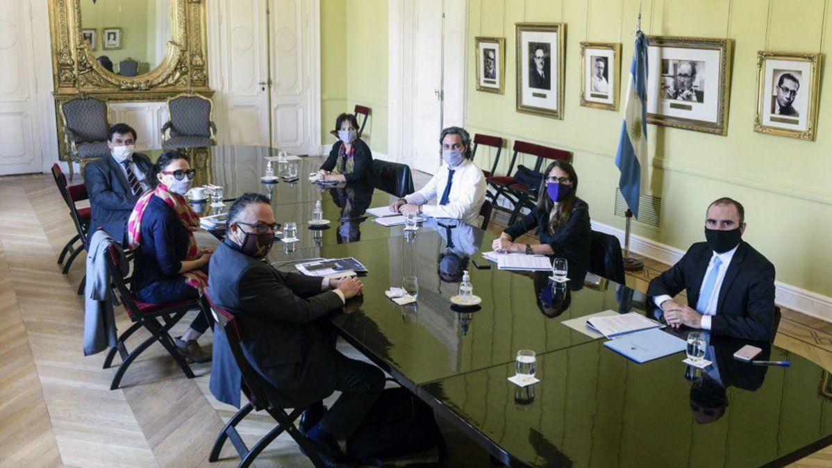 El encuentro lo encabezará en Casa de Gobierno el jefe de Gabinete