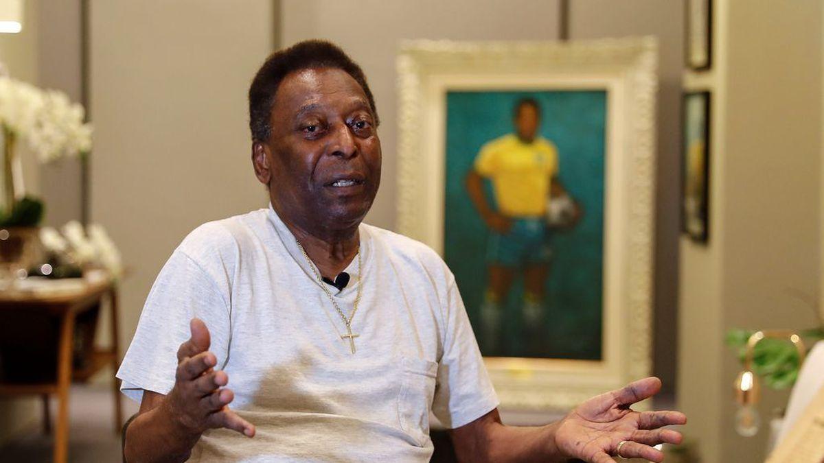 Pelé tuvo una recaída y fue internado en terapia intensiva