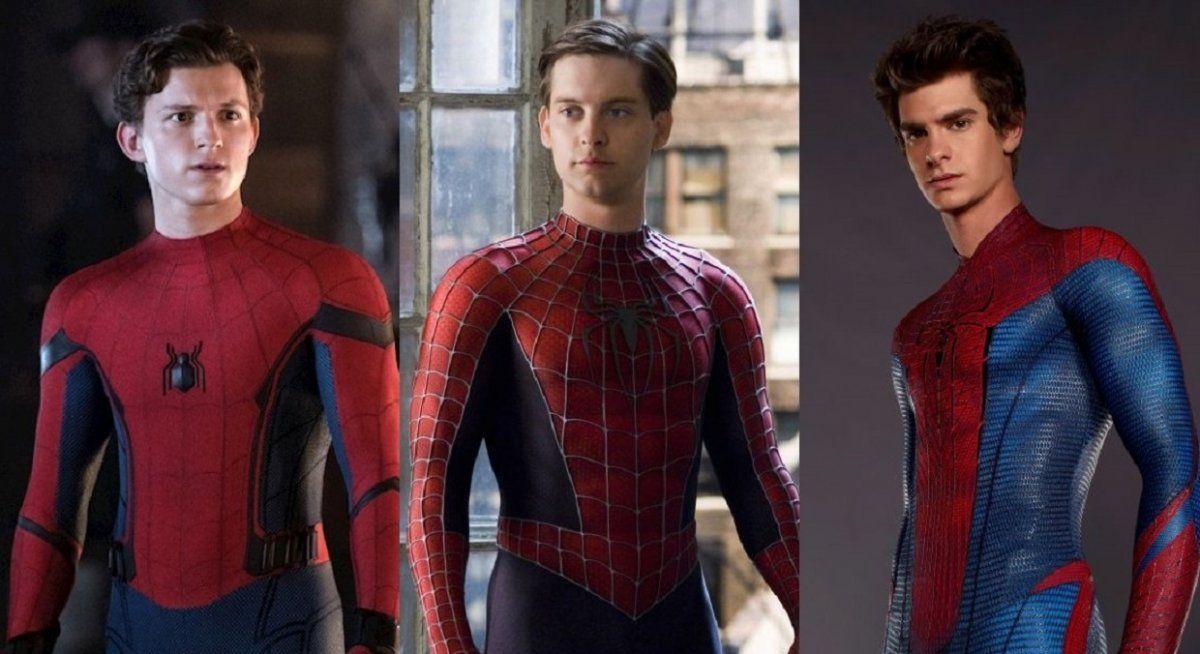 Spider-Man No Way Home: se filtraron posters que confirmarían que Tobey Maguiere y Andrew Garfield estarán en la película.