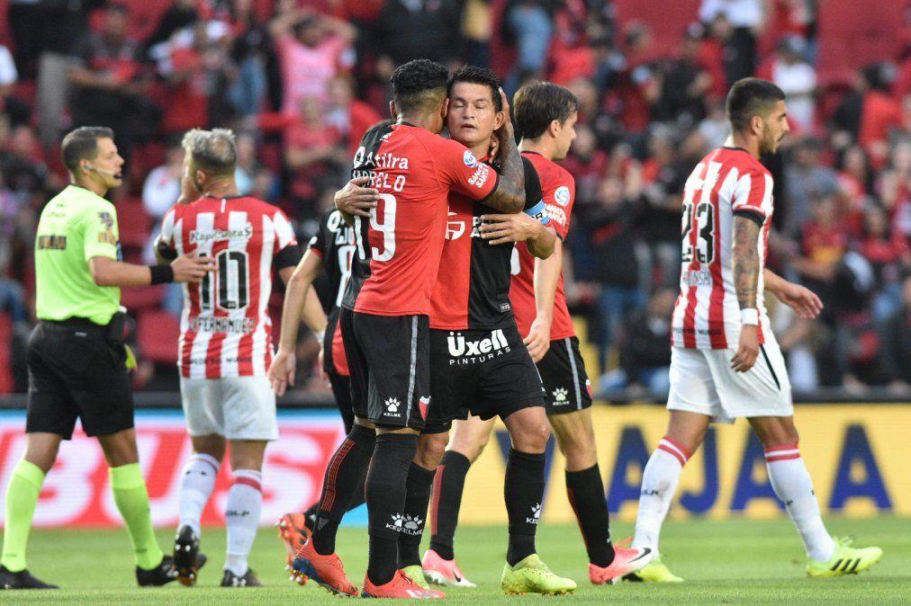 La escasez de goles, la principal razón del bajón futbolístico de Colón