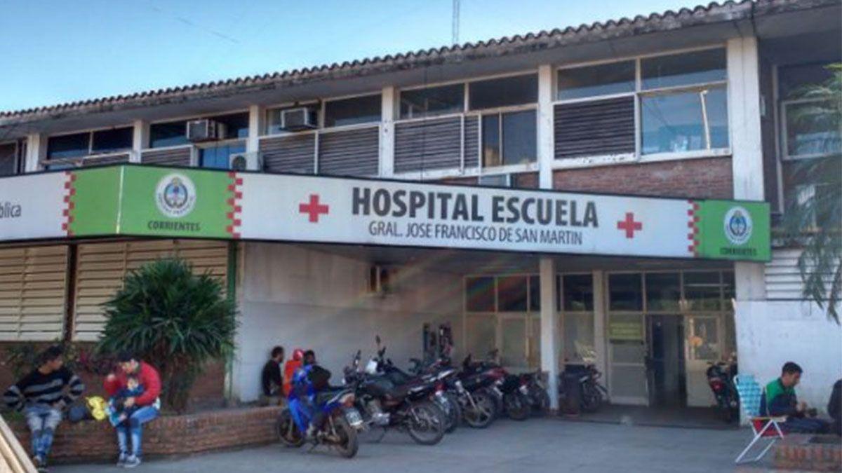 Un hombre de 62 años atacó a su pareja de 48 años que falleció en el hospital de Corrientes. La menor permanece internada.