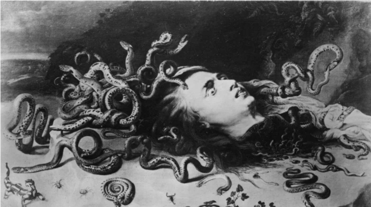 La verdadera historia de Medusa.
