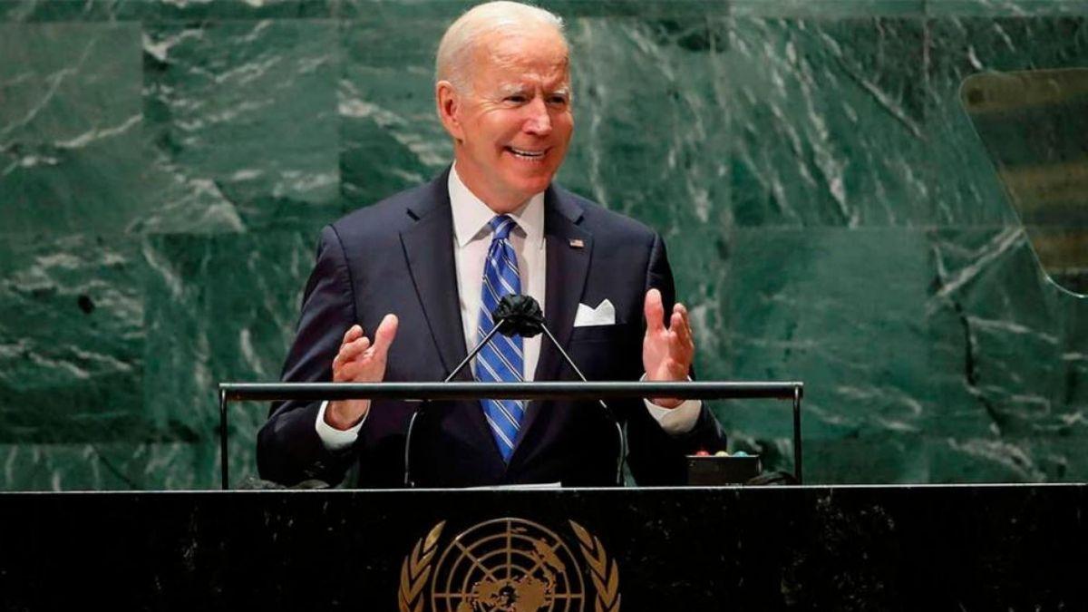 Biden en la ONU: