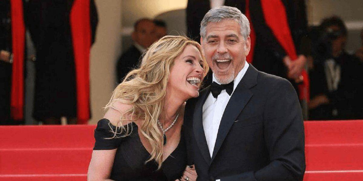 George Clooney y Julia Roberts protagonizarán una comedia romántica.