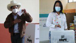 altText(Perú: los organismos piden esperar los resultados oficiales y confiar en el sistema electoral)}