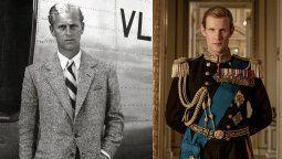 The Crown fue creada por Peter Morgan para Netflix y recorrió la vida del príncipe Felipe de Edimburgo a través de sus diferentes épocas y facetas utilizando para ello 3 actores.