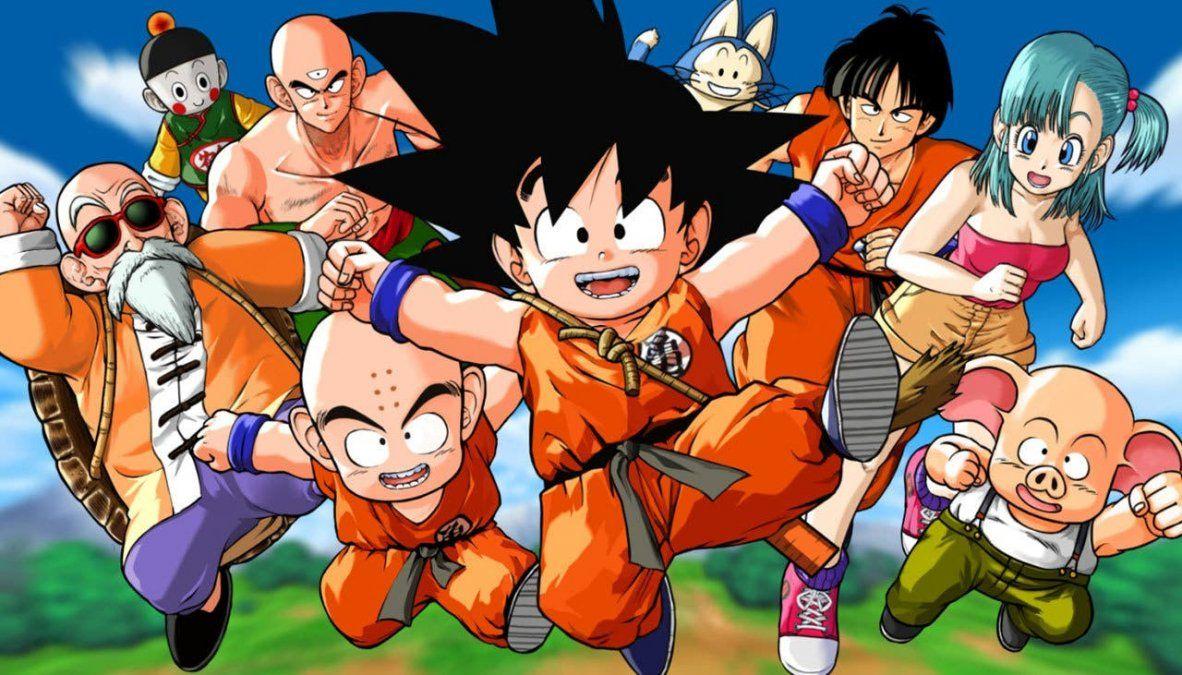Dragon Ball emitía su primer programa hace 35 años.