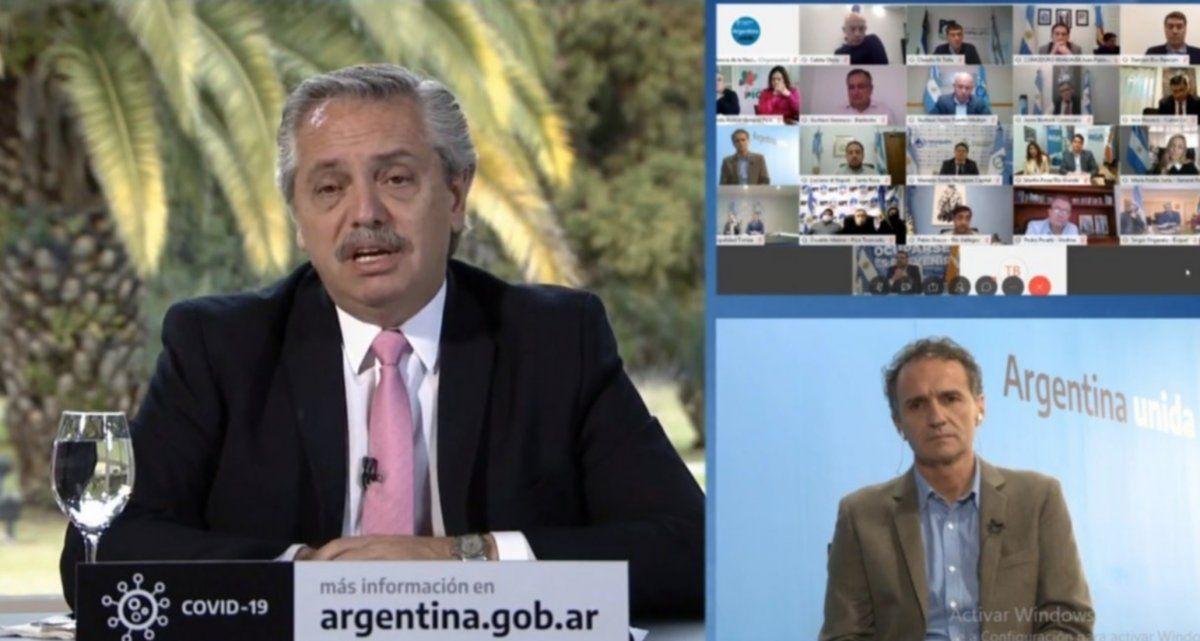 Anuncian proyectos para la patagonia.